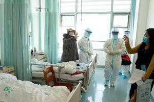 3%-10% người hồi phục ở Vũ Hán vẫn dương tính với COVID-19