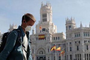 Tây Ban Nha chứng kiến ca tử vong đã vượt Trung Quốc