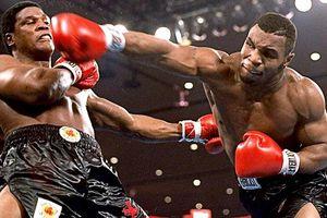 5 màn knock-out khốc liệt của 'Tay đấm thép' Tyson