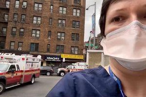 Bệnh viện New York thiếu thiết bị y tế khi đối mặt với dịch Covid-19