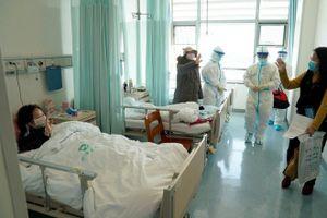 10% người bệnh ở Vũ Hán lại dương tính virus corona sau khi ra viện