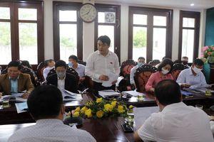 Giám sát tại Long Biên, Quốc Oai, Phú Xuyên: Một số đơn vị chưa đeo bám đến cùng trong giải quyết khiếu nại, tố cáo
