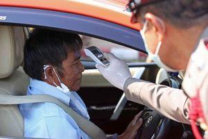 Thái Lan cấm nhập cảnh đối với người nước ngoài