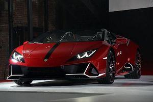 Siêu xe Lamborghini Huracan EVO Spyder 'Kabuki'