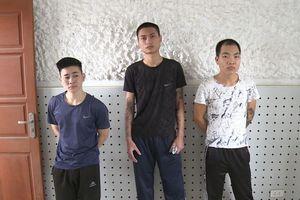 Bắt tạm giam 3 nam thanh niên chuyên lừa bán phụ nữ sang Trung Quốc