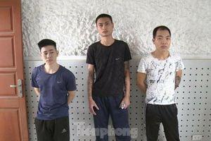 3 thanh niên lừa bán phụ nữ sang Trung Quốc làm gái mại dâm