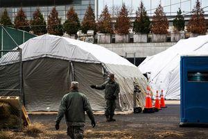 Mỹ: Cố tình làm lây lan Covid-19 có thể bị buộc tội khủng bố, lập nhà xác tạm thời