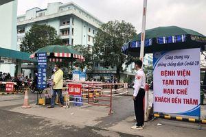 Hải Phòng khoanh vùng hàng trăm người có liên quan đến bệnh viện Bạch Mai