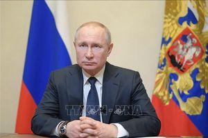 Tổng thống Nga đề xuất hoãn các biện pháp trừng phạt liên quan tới hàng hóa thiết yếu