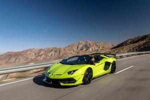 Lamborghini Aventador bị triệu hồi 26 chiếc xe vì lỗi không thể mở cửa