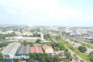 Khẩn trương đưa KCN Biên Hòa 1 ra khỏi quy hoạch KCN
