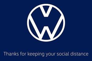 Volkswagen và Audi 'biến tấu' logo góp phần đẩy lùi Covid-19