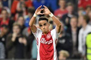 Bàn thắng duy nhất của Nouri cho Ajax trước khi hôn mê
