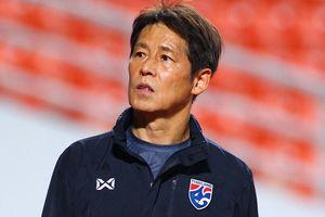HLV Nishino vỡ kế hoạch đi tuyển quân cho tuyển Thái Lan