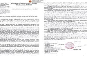 TP Hồ Chí Minh: Doanh nghiệp trả lương thế nào cho người lao động do ảnh hưởng dịch Covid-19?