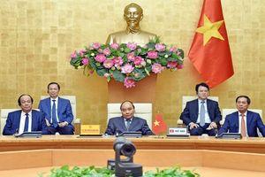 Thủ tướng Nguyễn Xuân Phúc dự Hội nghị cấp cao trực tuyến G20 về ứng phó dịch Covid-19