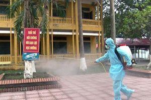 Tiếp tục cho học sinh nghỉ học phòng, chống dịch Covid-19