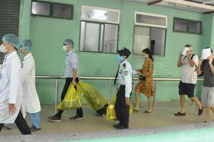 3 bệnh nhân đầu tiên nhiễm Covid-19 tại Đà Nẵng xuất viện