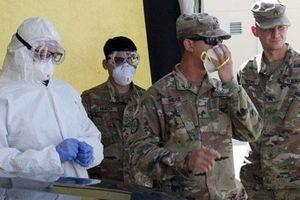 Mỹ tạm dừng hoạt động quân sự ở nước ngoài
