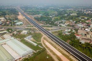 Tháo gỡ vướng mắc dự án đường cao tốc Bến Lức - Long Thành