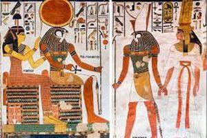 Độc chiêu giấu mùi cơ thể của người Ai Cập cổ đại