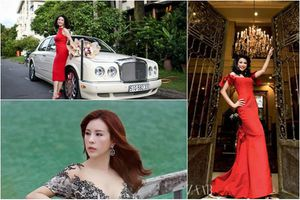 Choáng ngợp cuộc sống xa hoa của 3 hoa hậu giàu nhất Việt Nam