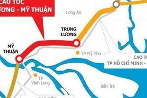 Lo chậm tiến độ, Bộ GTVT thay chủ đầu tư dự án cao tốc Mỹ Thuận- Cần Thơ
