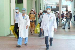 Ba ca mắc COVID-19 ở Đà Nẵng xuất viện