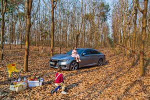 Roadtrip gia đình trên một chiếc xe sedan, tại sao không?