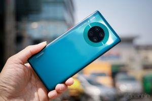 Huawei Mate 40 sẽ có vòng cảm ứng quanh viền camera