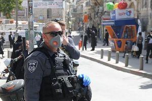 Israel triển khai quân đội hỗ trợ cảnh sát thực thi lệnh phong tỏa