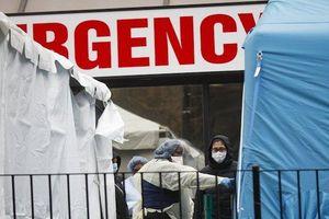Nỗi sợ hãi của các y bác sĩ New York trong cuộc chiến chống COVID-19