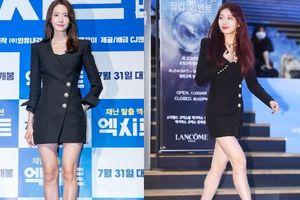 Chiếc váy blazer hơn 60 triệu đồng khiến loạt mỹ nhân Hàn tranh nhau mặc