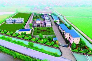 Công ty Cổ phần Nước sạch và Vệ sinh nông thôn tỉnh Nam Định Góp phần xây dựng nông thôn mới