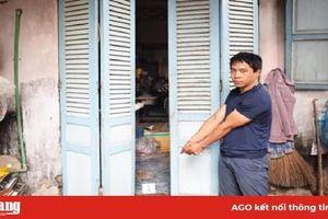 Khởi tố 'siêu trộm' đột nhập ở xã Phú Thọ
