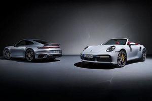 Porsche 911 Turbo S ra mắt toàn cầu, nâng cấp hiệu suất và trang bị