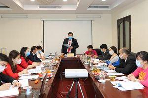 Chi bộ Vụ Chính sách cán bộ (Đảng bộ cơ quan Ban Tổ chức Trung ương) tổ chức thành công Đại hội nhiệm kỳ 2020-2022