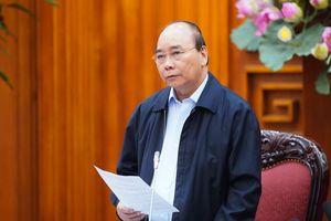 Thủ tướng chỉ thị áp dụng nhiều biện pháp mạnh phòng chống Covid-19