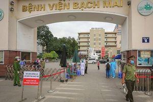 Thêm 3 người tại Bệnh viện Bạch Mai mắc Covid-19, ổ dịch này đã có 12 ca