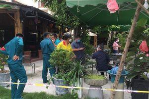 Nóng: Nổ nhiều phát súng tại quán cà phê ở Bình Dương