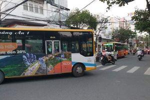 Tạm dừng các tuyến xe buýt Đà Nẵng - Quảng Nam