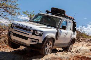 Đánh giá Land Rover Defender 2020 – tìm lại hào quang quá khứ
