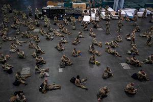 Mỹ huy động 1 triệu quân dự bị chiến đấu với Covid-19