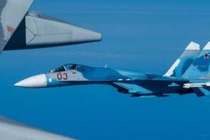 Su-27 bị rơi chứa trong mình thông tin tuyệt mật