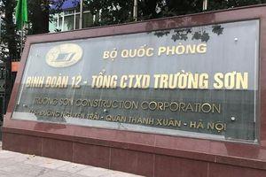 'Soi' năng lực Tổng Cty Xây dựng Trường Sơn được đề nghị làm cao tốc Bắc Nam