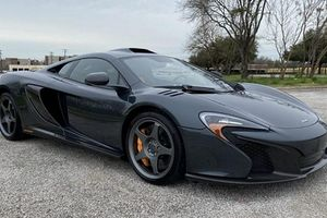 'Hàng hiếm' McLaren 650S Le Mans Limited Edition lên sàn đấu giá