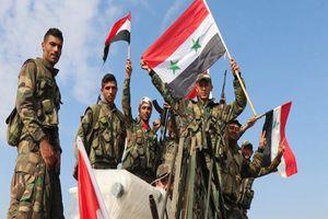 Quân đội Syria đập tan cuộc tấn công của khủng bố ở Daraa