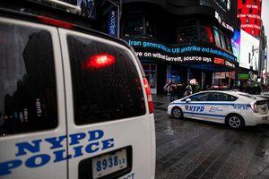 Hơn 500 nhân viên Sở Cảnh sát New York mắc COVID-19