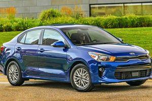Top 10 mẫu xe tiết kiệm nhiên liệu nhất năm 2020
