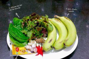 Bí quyết làm món ốc xào chuối xanh thơm lừng, ngon khó cưỡng
